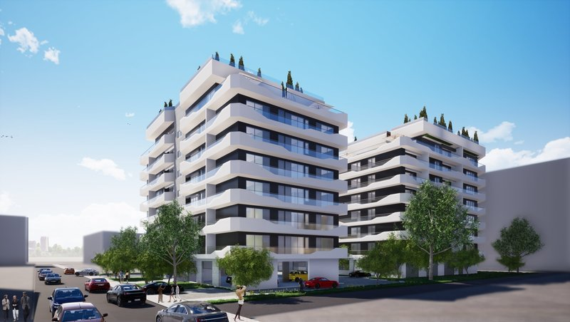 Ambiance Residence 2 camere tip 7, C2